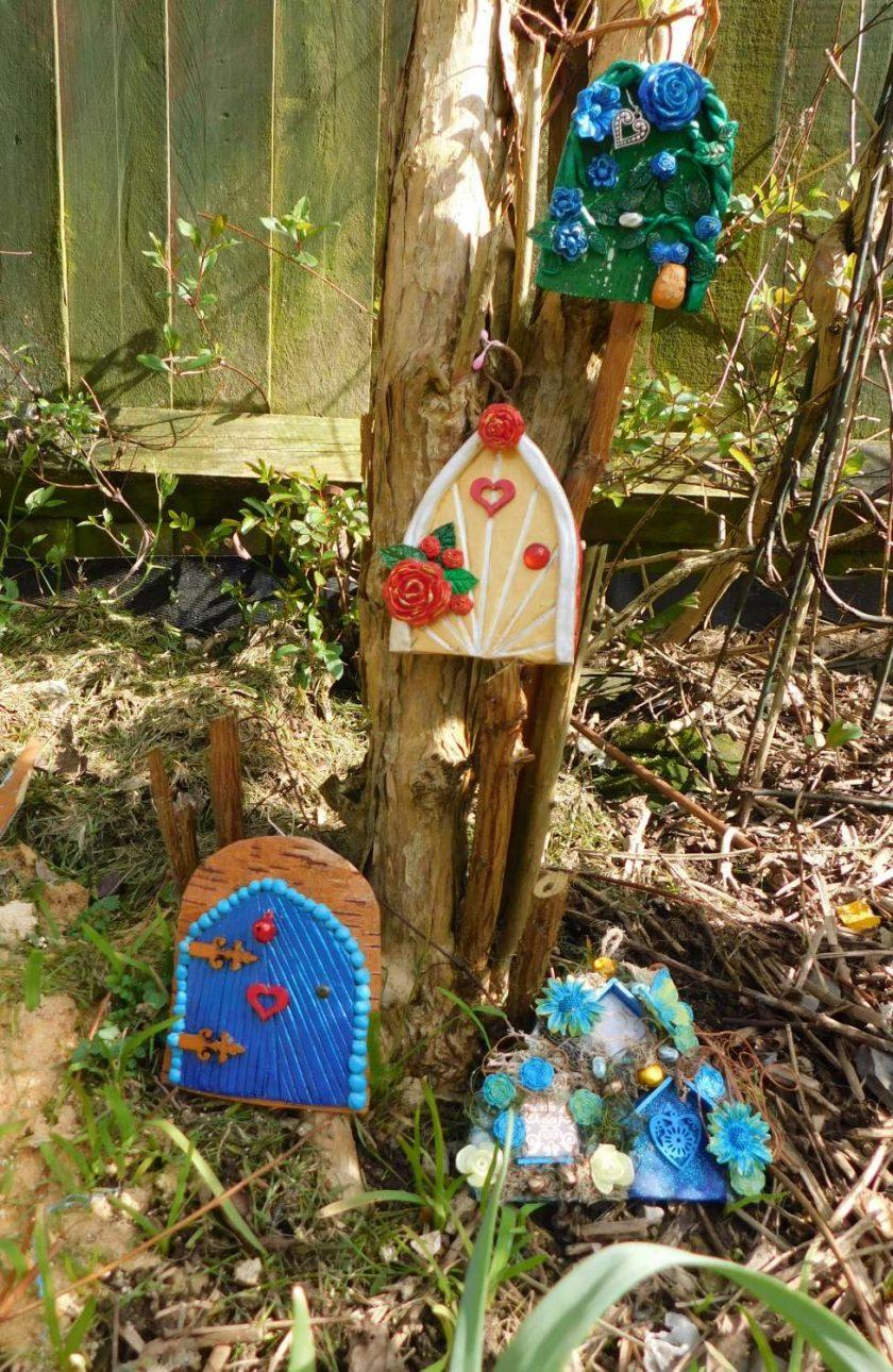 Fairy door Ella