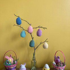 Easter egg decotation