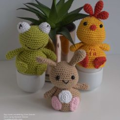 Crocheted Egg Cosies - Made to Order