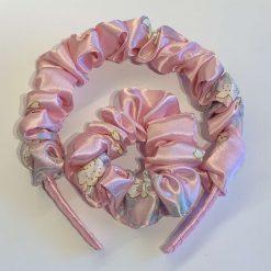 Headband set, scrunchie style