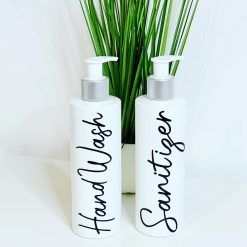 Hand Wash and Sanitizer Duo