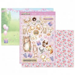 Hunkydory Crafts - Topper Set - Forest Friends