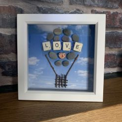 Love Is In The Air - Pebble Art