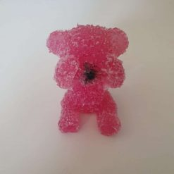 Cute Bear pink with Black nose