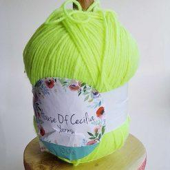 Wool dispenser in Rhobinia and Teak 2