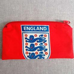 Pencil/Accessories Case in England Fabric