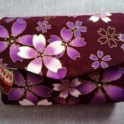 Mini NCW in Purple Butterfly Fabric