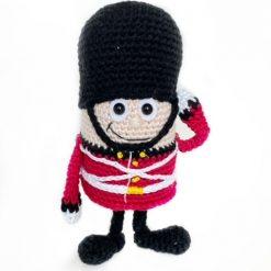 Crochet Patterns: Little Guardsman