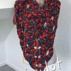 Multicoloured Wrap/Shawl/Scarf