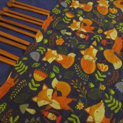 Knitting Needle Holder Roll Organiser