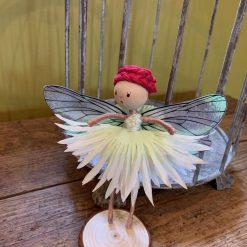 Cream fairy doll