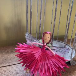 Pink fairy doll
