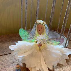 Bride fairy doll