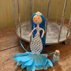 Mermaid fairy doll