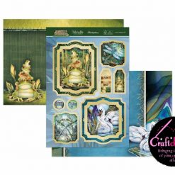 Hunkydory - Animal Kingdom - Love Conquers All - Luxury Topper Set