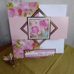 Z: Tulip Someone Very Special Card