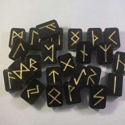 Resin Rune Stones
