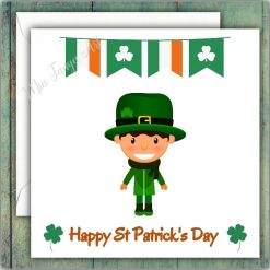 St Patrick's Day Greeting Cards Pack of 3