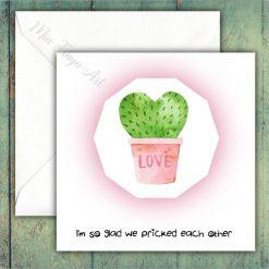 Love Card (Anniversary, Engagement, Wedding, Valentine's)