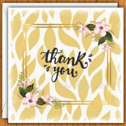 Thank You Cards - Pack of 3
