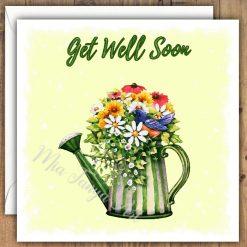 'Get Well Soon' Card