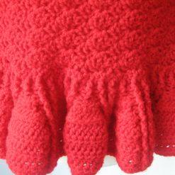 Red Designer Cardigan by SerendipityGDDs, Springtime, For Age 3 1