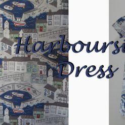 Harbourside dress by SerendipityGDDs, for age 2 1