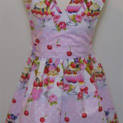 Sundae Pink Dress by SerendipityGDDs, For Age 4 1