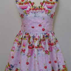 Sundae Pink Dress by SerendipityGDDs, For Age 4 3