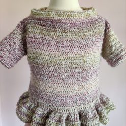 Crochet Tunic Top by SerendipityGDDs, For Age 2 3