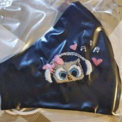 Face mask - cute owl