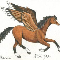 Rainbow Bridge Horse or Pony Commissions