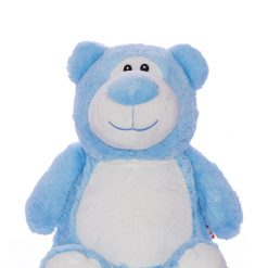Cubbyford Baby Blue Bear/ personalised/ cuddly toy/ teddy/ embroidery