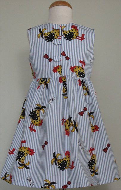 Hen Party Dress by SerendipityGDDs, for Age 4