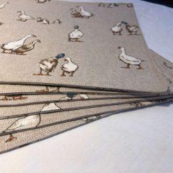 Goose Linen Placemat, Placemats