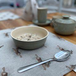 Hare Linen Placemat, Placemats