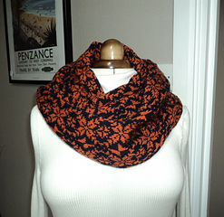 Infinity Scarf Hand crafted and designed