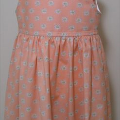 Peach Melba Dress by SerendipityGDDs, for Age 3 1