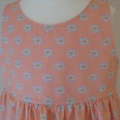 Peach Melba Dress by SerendipityGDDs, for Age 3 2