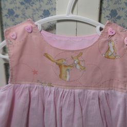 Pink Rabbits Dress by SerendipityGDDs, For Age 2 4