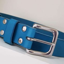 The Meavy Handmade Leather Belt.