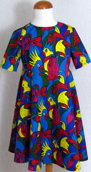 Rio Dress by SerendipityGDDs, For Age 6
