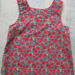 Rose Print Tunic Top by SerendipityGDDs, For Age 2 2
