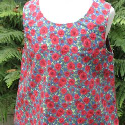 Rose Print Tunic Top by SerendipityGDDs, For Age 2 4