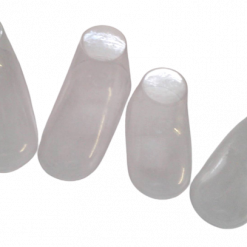2 pairs Clear Plastic Baby Shoe Inserts for Display