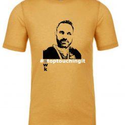 6Music Shaun Keaveny #stoptouchingit GreaTs T-shirt