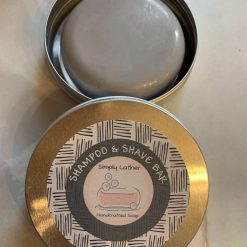 Handmade Shampoo and Shave Bar For Men-One Mill