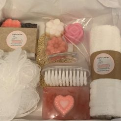 Handmade Soap Birthday Treat Box-Female-Peony Scent