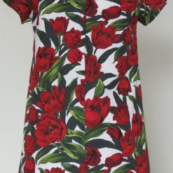 Tulips Dress by SerendipityGDDs, Springtime Fashion, For Age 3 1