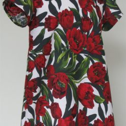 Tulips Dress by SerendipityGDDs, Springtime Fashion, For Age 3 4